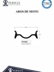 aros de moto PE 0641