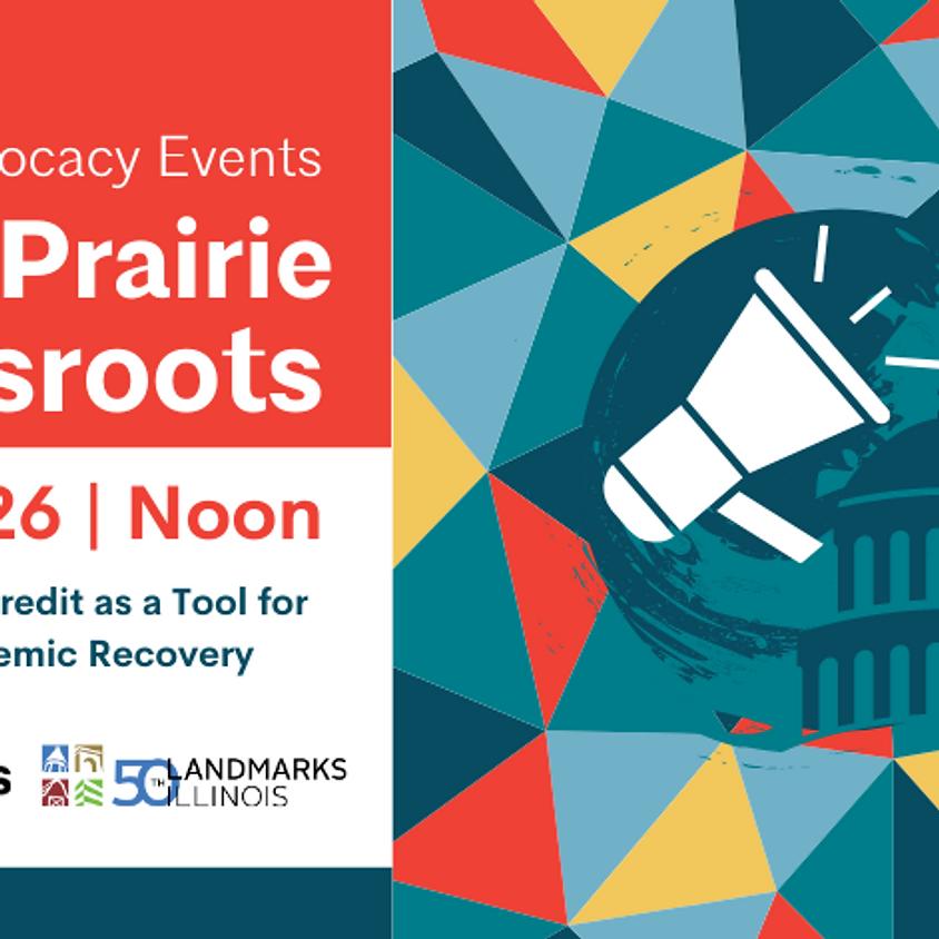 Prairie Grassroots: Historic Tax Credits