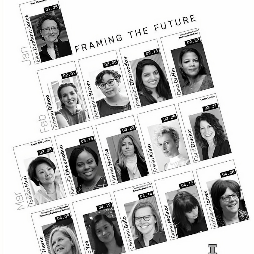"""Framing the Future"" Lecture Series"