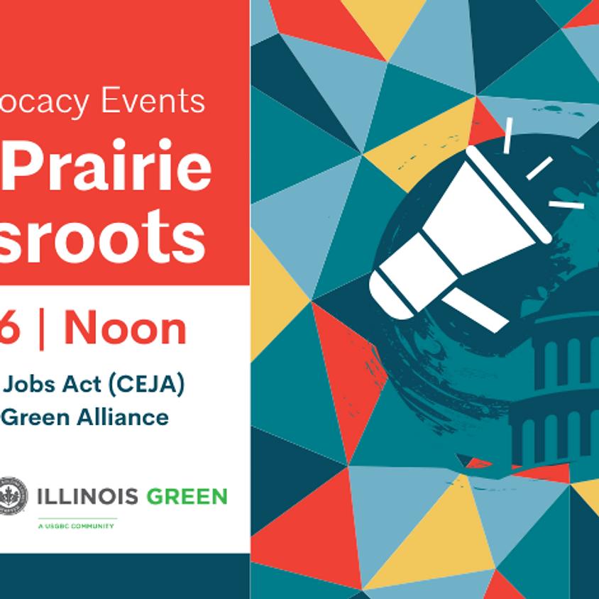 Prairie Grassroots: CEJA with Illinois Green Alliance