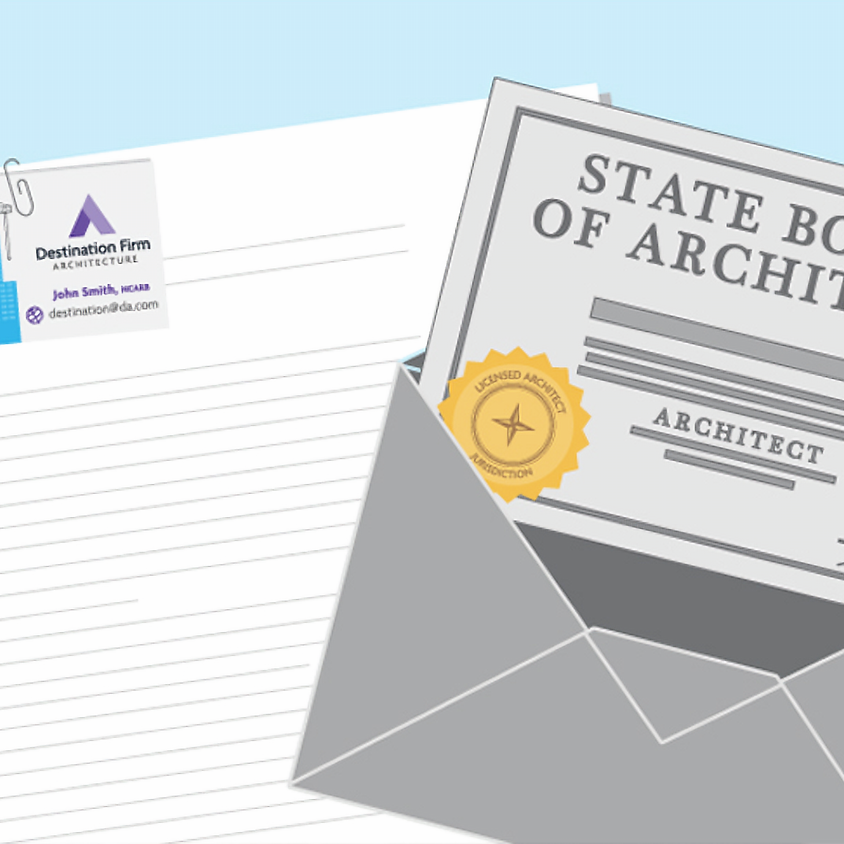 NCARB & You: AXP, ARE, and Certification