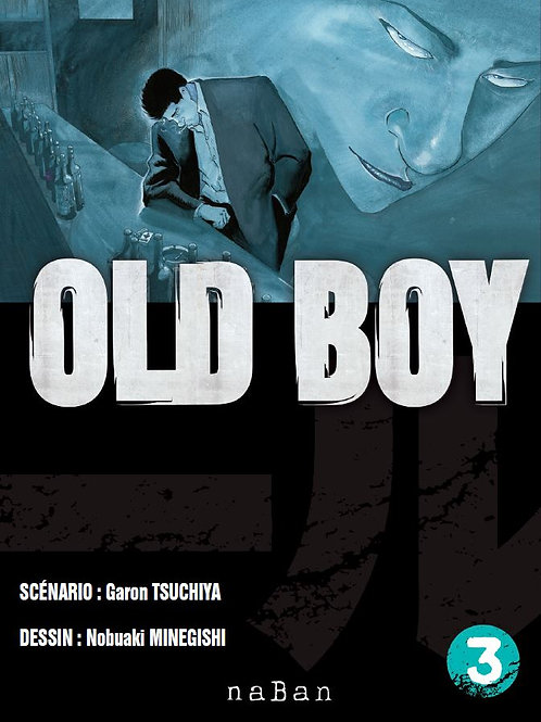 Old Boy - Vol 3