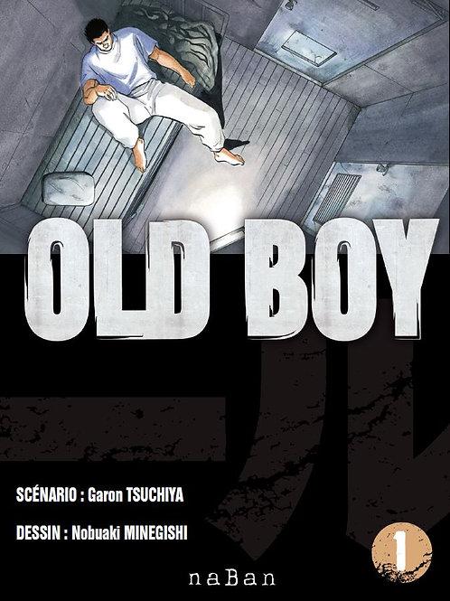 Old Boy - Vol 1