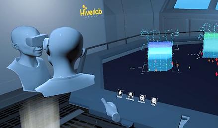 Hiverlab TheHub multiuser collaboration.