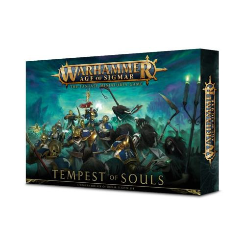 Warhammer - Age Of Sigmar: Tempest of Souls