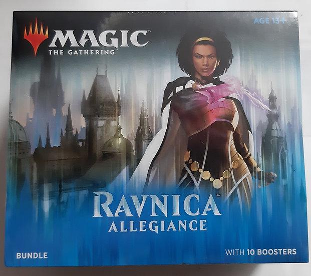 Magic the Gathering Revnica Allegiance Bundle Box