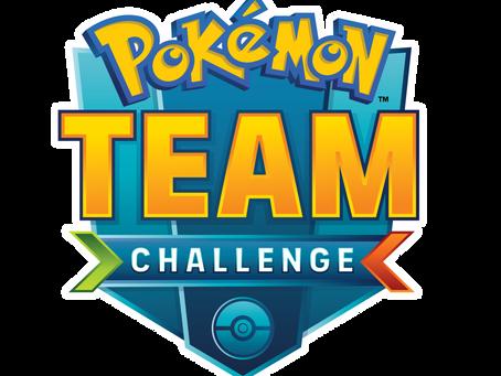 Pokemon Team Challenge is back!