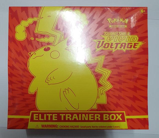 Pokemon Vivid Voltage Elite Trainer Box