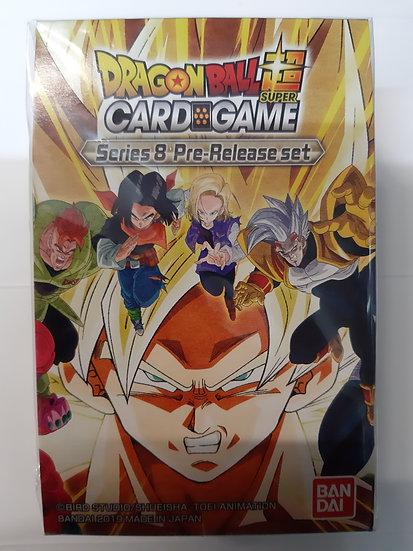 Dragon Ball Super Card Game Series 8 Pre-Release Set
