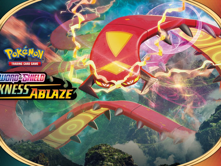 Pokemon Darkness Ablaze Prerelease Kits Delayed