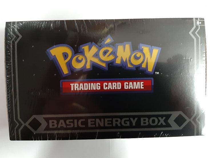 Pokemon Basic Energy Box (450) - Sun and Moon energy