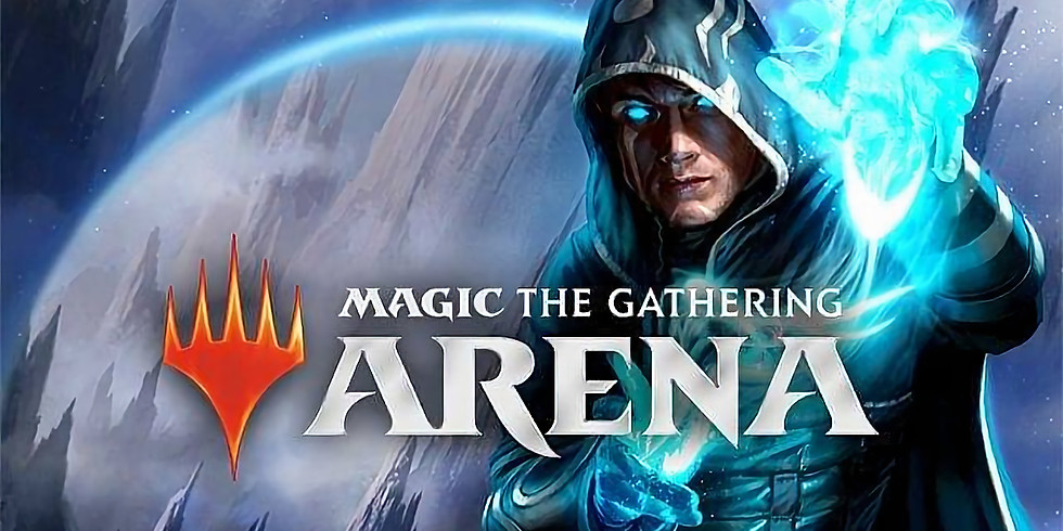 Mid Week Magic the Gathering at home with MTG Arena