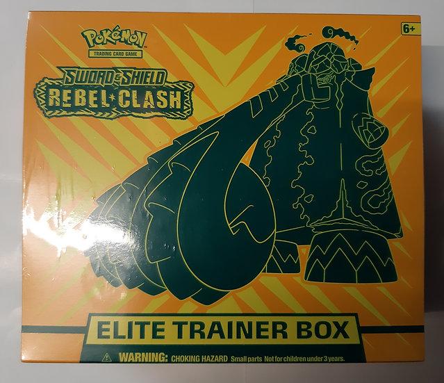 Pokemon Rebel Clash Elite Trainer Box