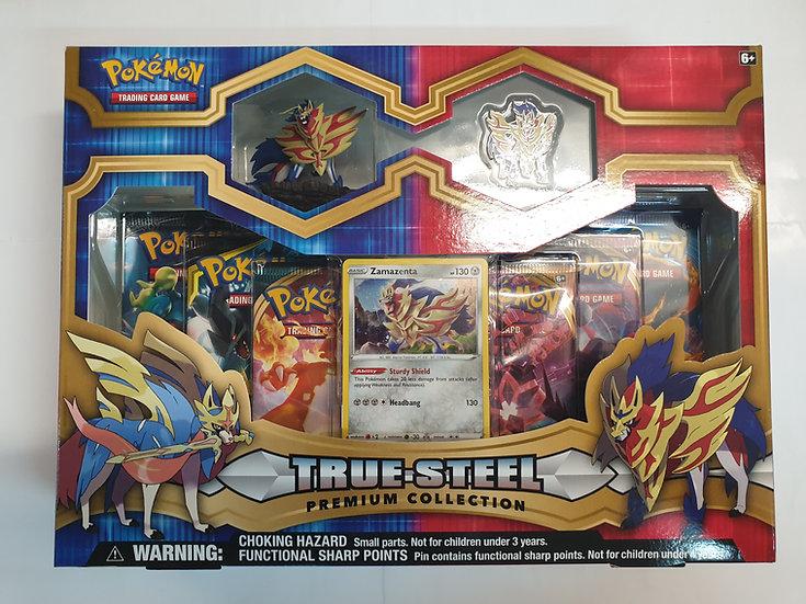 Pokemon True Steel Premium Collection - Zamazenta