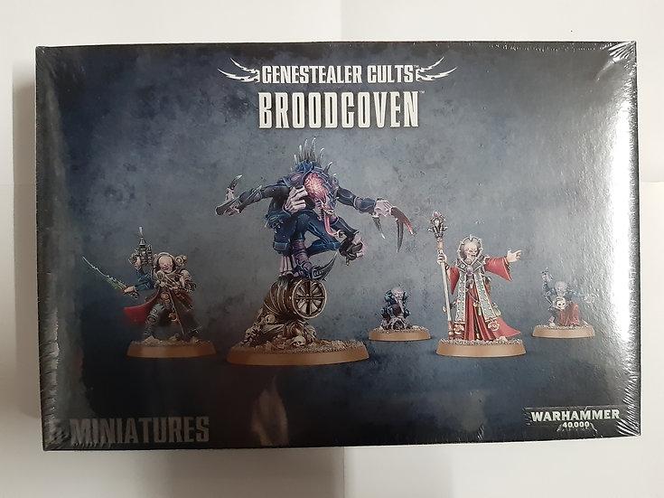 Warhammer 40000 Genestealer Cults Broodcoven