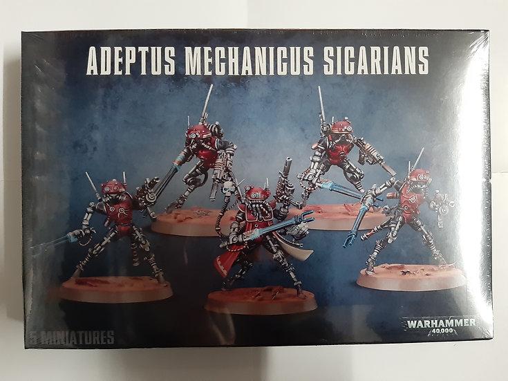 Warhammer 40000 Adeptus Mechanicus Sigarians