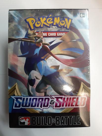 Pokemon Sword & Shield Build and Battle Box Prerelease Kit