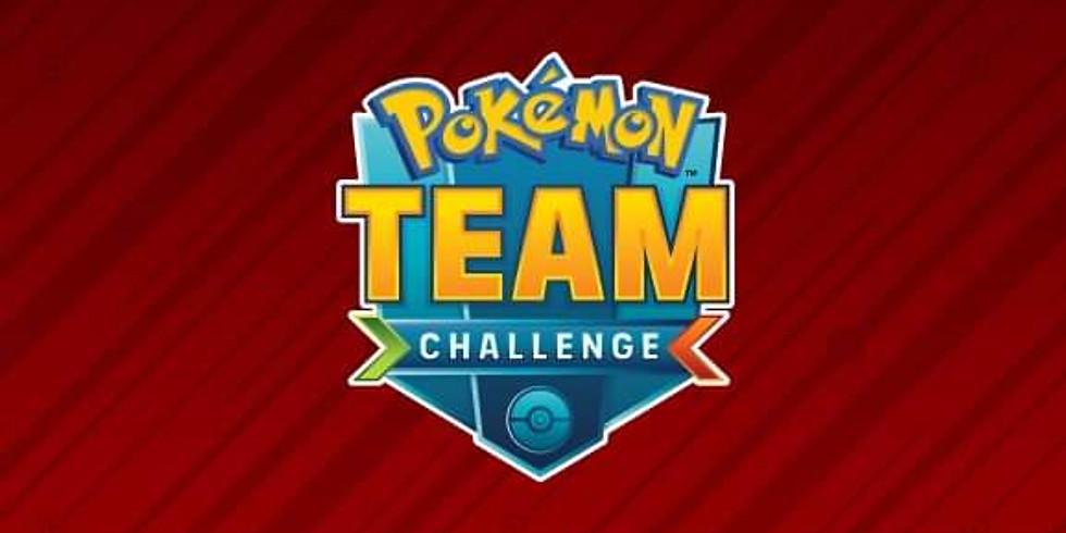 Pokemon Trading Card Game Online Team Challenge 2 Summer 2021 Qualifier #4