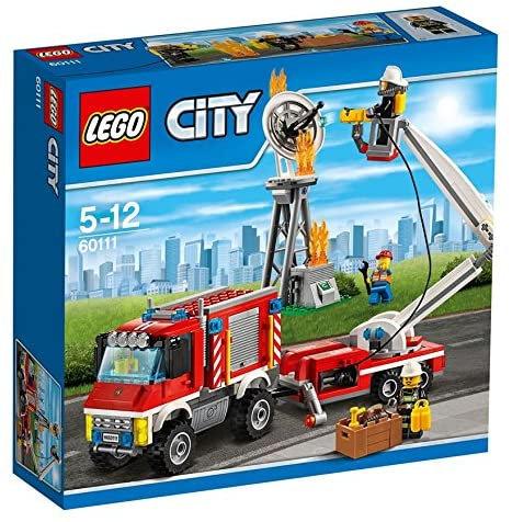 LEGO City Fire 60111: Fire Utility Truck Mixed
