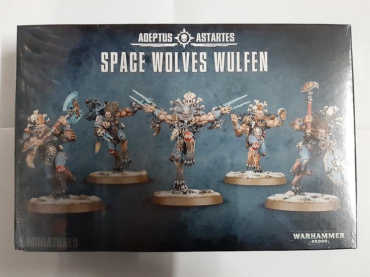 Warhammer 40000 Space Wolves Wulfen