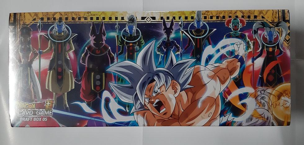 Dragon Ball Super CG: Draft Box 05 Divine Multiverse