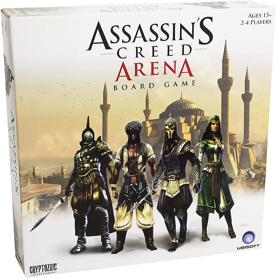 Assassin's Creed: Arena Board Game
