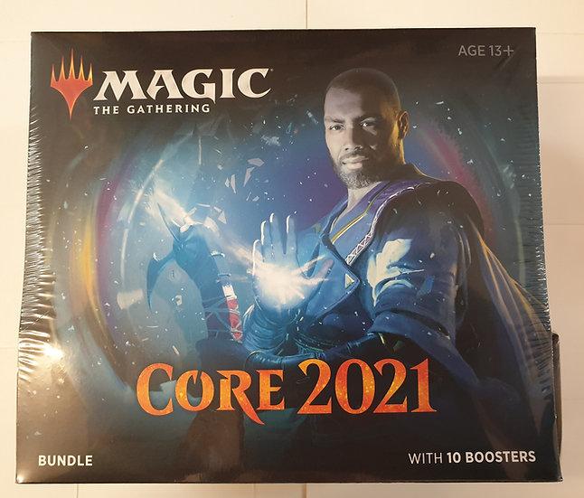 Magic the Gathering Core 2021 Bundle Box