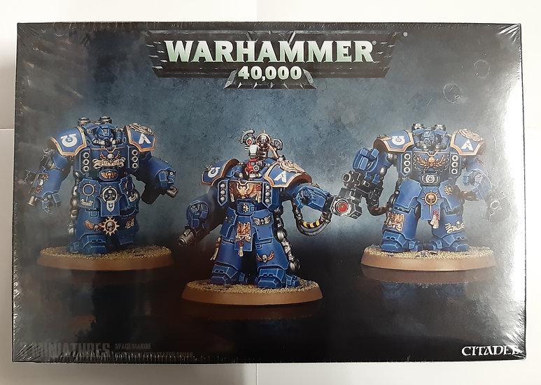 Warhammer 40000 Space Marine Centurion Devastator Squad