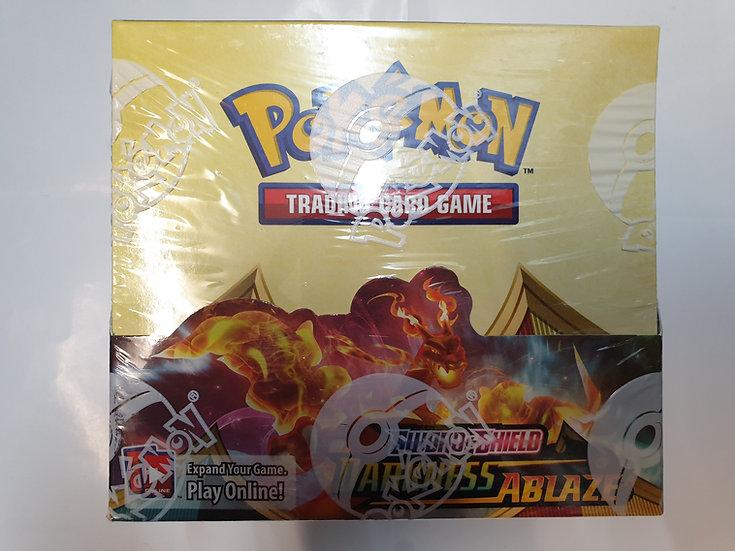 Pokemon Darkness Ablaze Booster box