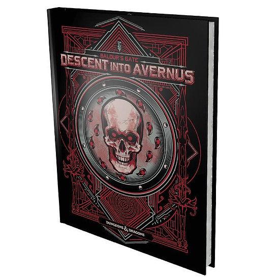 Dungeons & Dragons: Baldur's Gate - Descent into Avernus (Alt. Cover) Hardback