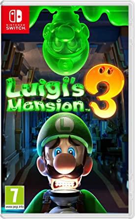 Luigi's Mansion 3 Standard Edition - Nintendo Switch