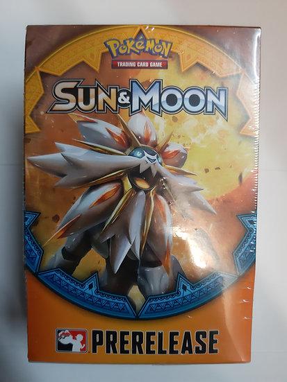 Pokemon Sun & Moon Build and Battle Box Prerelease Kit