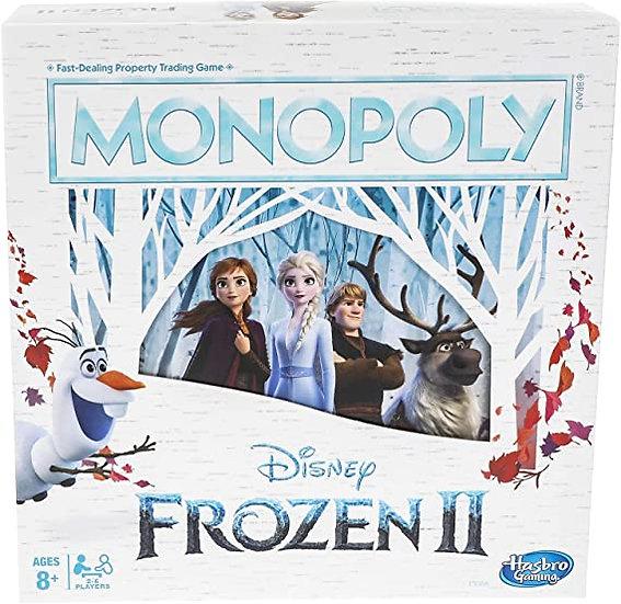Hasbro Games Disney Frozen 2 Monopoly