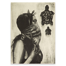 ¨Ayotzinapa¨ (Tortuga preñada)