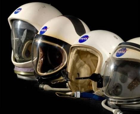 Replica casco de astronauta Nasa | Ferdionnez S.A