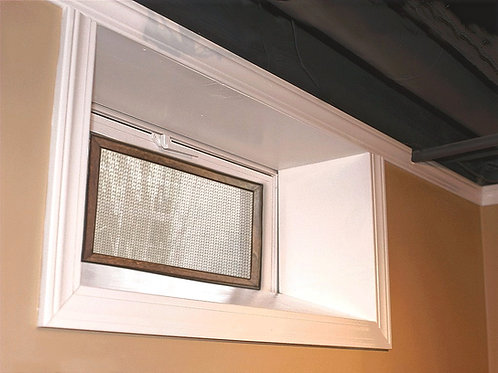 Custom Measure Your Basement Window Covers