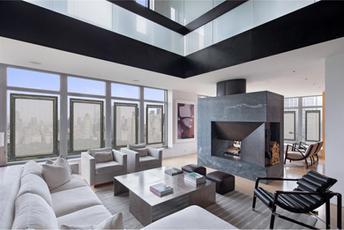 Living Room Window Coverings