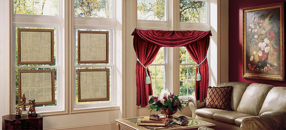 Shaads vs window covers