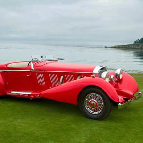 1937 Mercedes-Benz 540K Mayfair Roadster