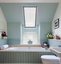 Bathroom Shaads Window Coverings
