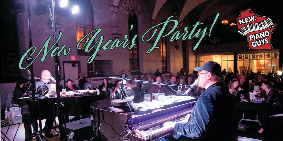 New Year's Eve Party at the Chapel