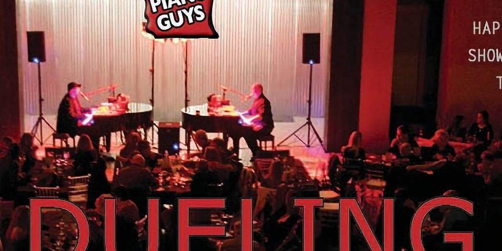 Dueling Pianos Spring Kick-Off