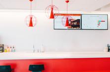 Lounge Coffee Area