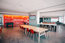 MicroStrategy Lounge
