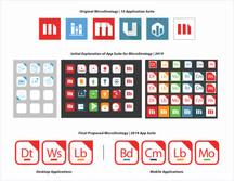 MicroStrategy | 10 App Suite Rebrand