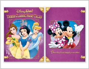 Disney Live Program Guide