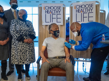 MIAMI HERALD: Harris emerges from Florida fighting COVID vaccine hesitancy