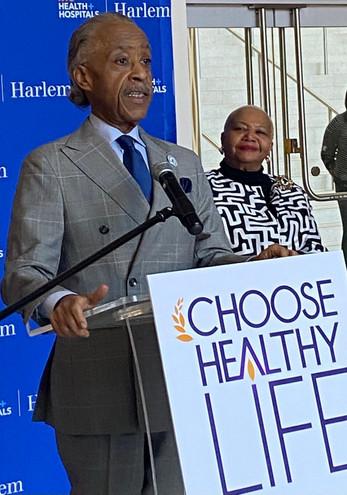 Yahoo Life- Black churches combating COVID vaccine hesitancy in the Black community.