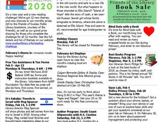February 2020 Library Newsletter