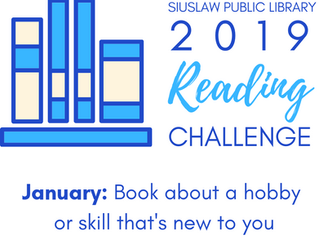 Say hello to the new year with a special reading challenge!
